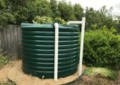 Water tank installations