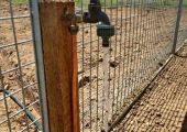Excavate & install water lines to paddocks for livestock